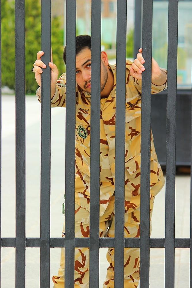 سرباز زندانی