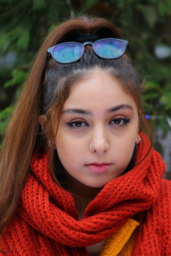 مدل جذاب ایران