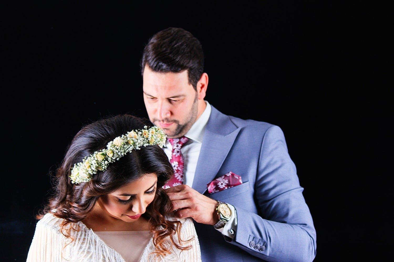 عکس عروسی و دوماد