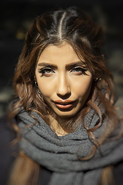 مدل عکاسی دخترونه